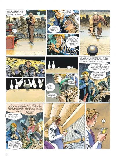 Page 8 jeremiah tome 13 - strike