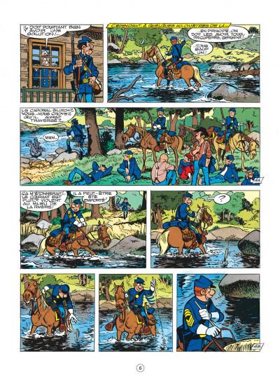 Page 6 les tuniques bleues tome 28 - les bleus de la balle
