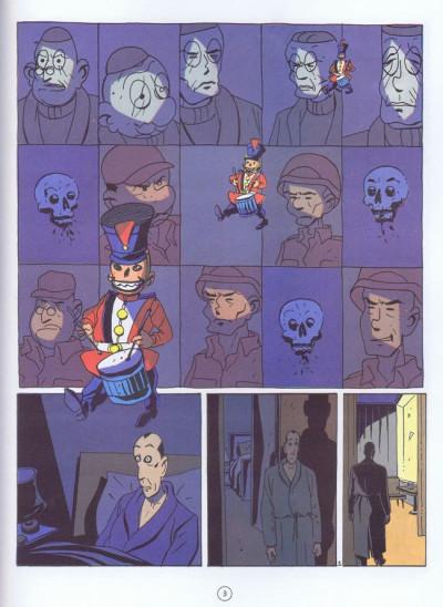 Page 1 Boskovich tome 2 - et la vengeance du tambour