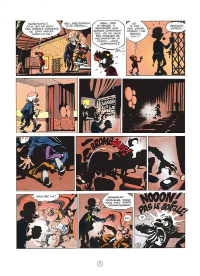 Page 7 spirou et fantasio tome 40 - la frousse aux trousses