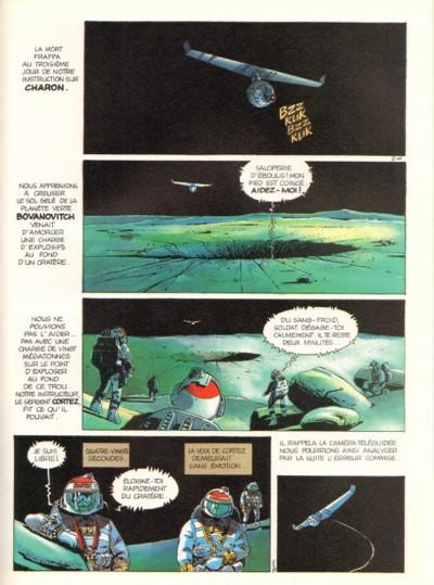 Page 1 La guerre éternelle tome 1