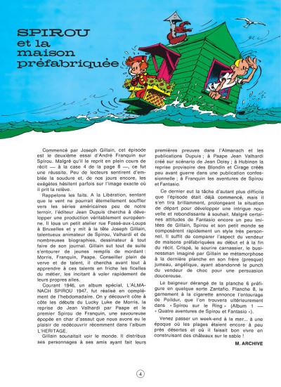 Page 4 spirou hors série tome 2 - radar robot
