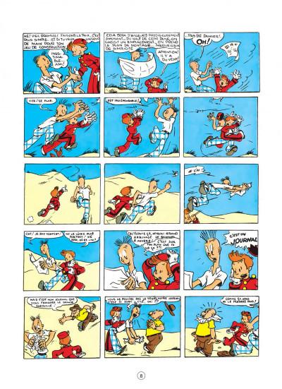 Page 8 spirou hors série tome 2 - radar robot