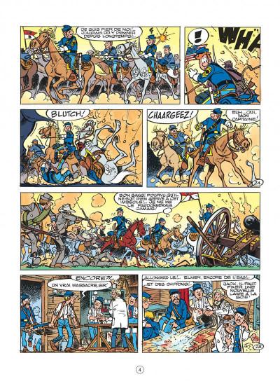 Page 4 les tuniques bleues tome 29 - en avant l'amnésique !