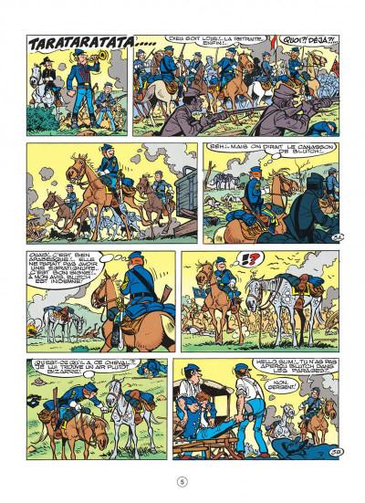 Page 5 les tuniques bleues tome 29 - en avant l'amnésique !