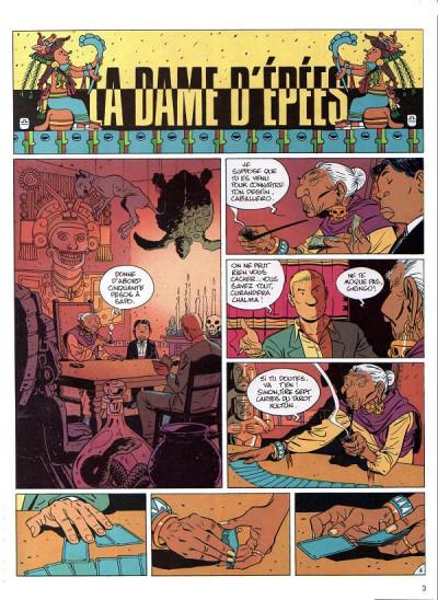 Page 1 La dame, le cygne et l'ombre