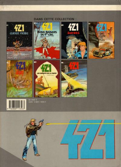 Dos 421 tome 7 - falco