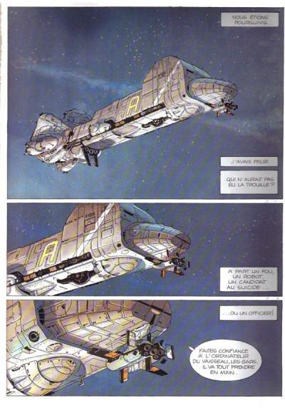 Page 1 La guerre éternelle tome 2