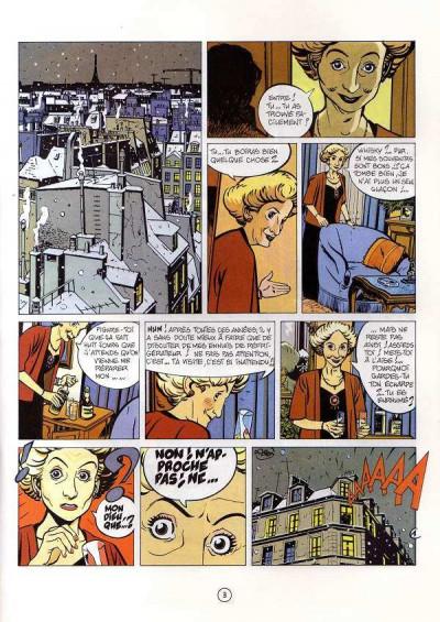 Page 1 Jérôme K. Jérôme Bloche tome 6 - zelda