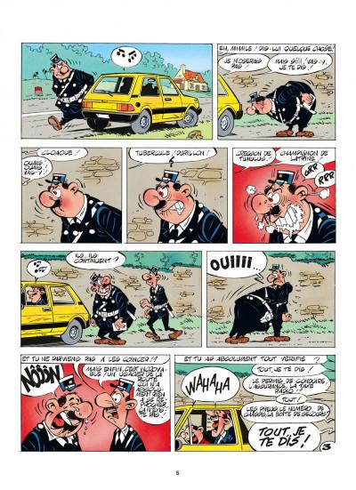 Page 5 l'agent 212 tome 11 - sifflez dans le ballon