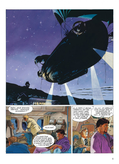 Page 5 jeremiah tome 14 - simon est de retour