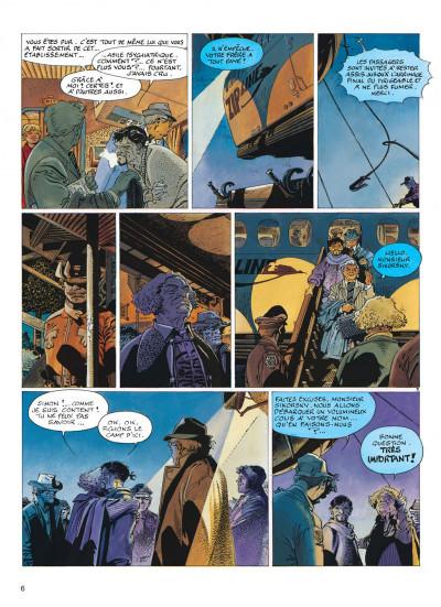 Page 6 jeremiah tome 14 - simon est de retour