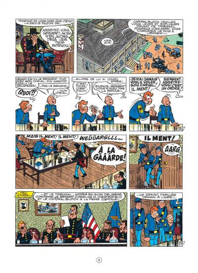 Page 5 les tuniques bleues tome 30 - la rose de bantry