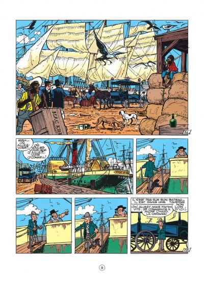 Page 9 les tuniques bleues tome 30 - la rose de bantry
