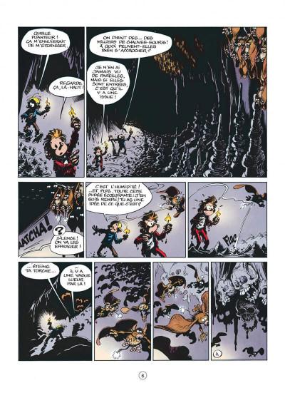 Page 6 spirou et fantasio tome 41 - la vallée des bannis