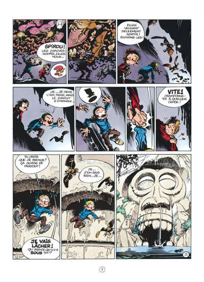 Page 7 spirou et fantasio tome 41 - la vallée des bannis