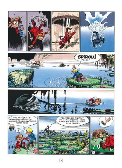 Page 8 spirou et fantasio tome 41 - la vallée des bannis