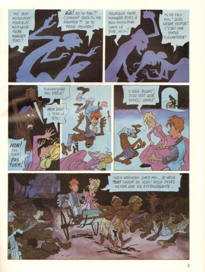 Page 1 Le piège malais tome 1