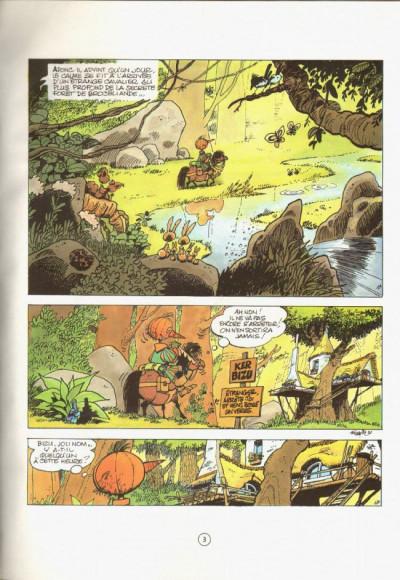 Page 3 Bizu tome 1 - le chevalier potage