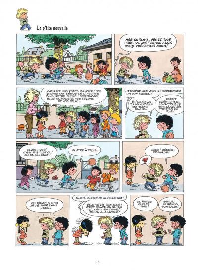 Page 3 cédric tome 3 - classe tous risques