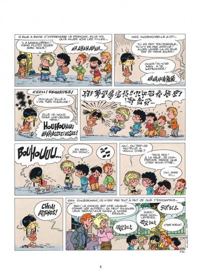 Page 6 cédric tome 3 - classe tous risques