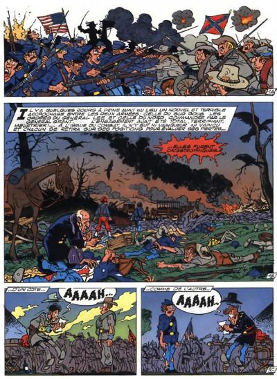 Page 3 les tuniques bleues tome 31 - drummer boy
