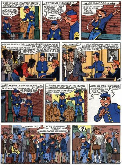 Page 5 les tuniques bleues tome 31 - drummer boy
