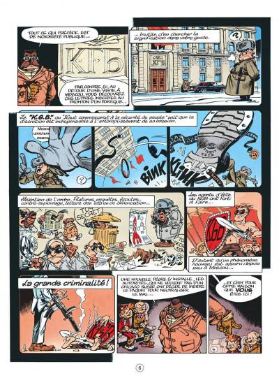 Page 6 spirou et fantasio tome 42 - spirou et fantasio à moscou