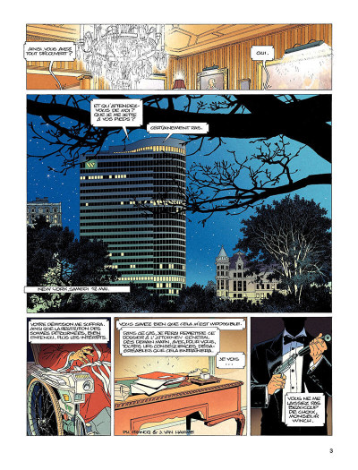 Page 2 largo winch tome 1 - l'héritier