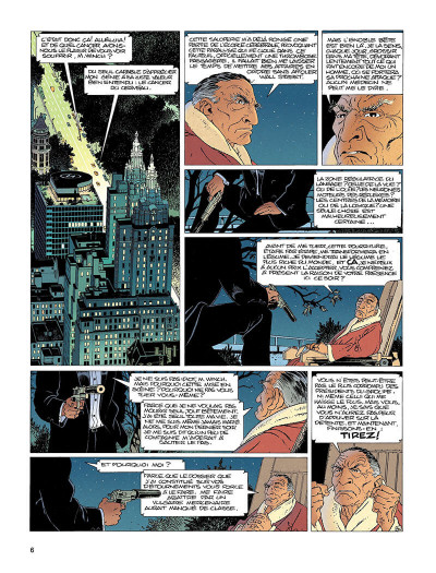 Page 5 largo winch tome 1 - l'héritier
