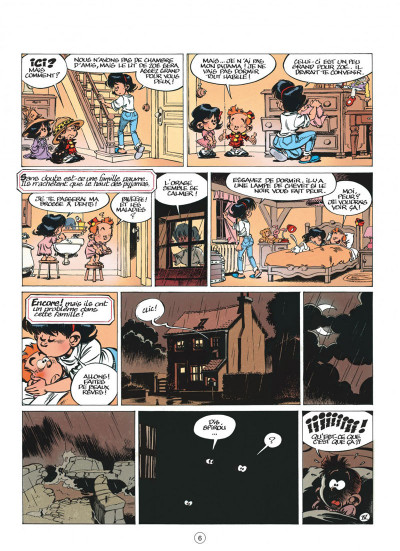Page 6 le petit spirou tome 2 - tu veux mon doigt