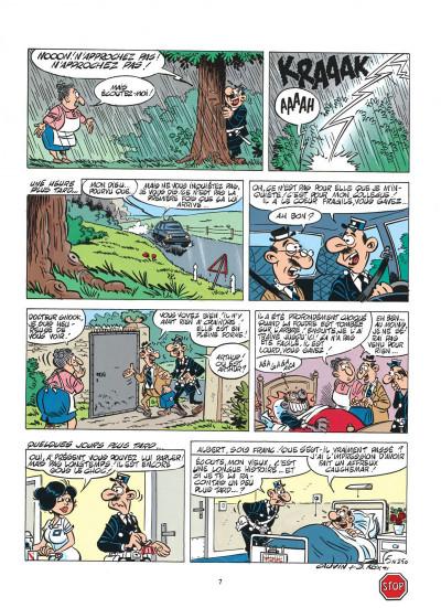 Page 7 l'agent 212 tome 13 - un flic flanche