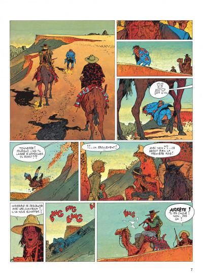 Page 7 jeremiah tome 2 - du sable plein les dents