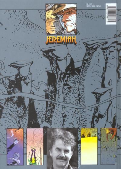 Dos jeremiah tome 4 - les yeux de fer rouge