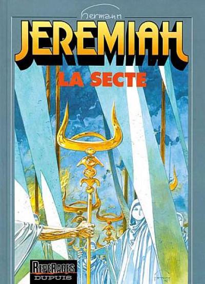 image de jeremiah tome 6 - la secte