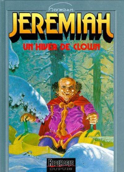 image de jérémiah tome 9 - un hiver de clown