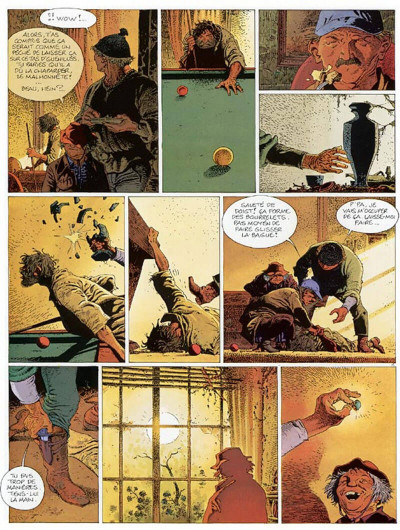 Page 6 jeremiah tome 11 - delta