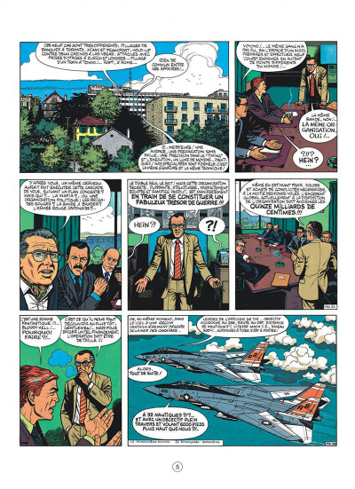 Page 5 buck danny tome 41 - mission apocalypse