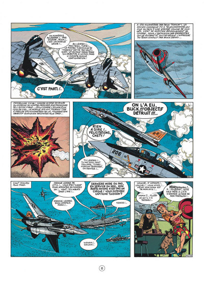 Page 6 buck danny tome 41 - mission apocalypse
