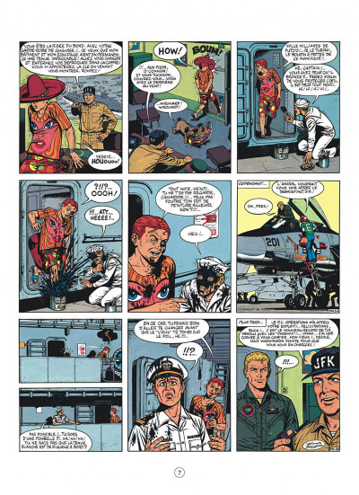 Page 7 buck danny tome 41 - mission apocalypse