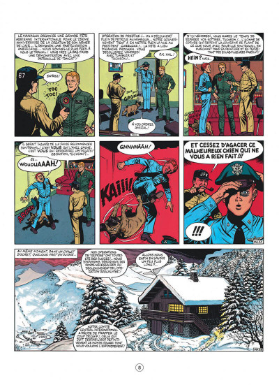 Page 8 buck danny tome 41 - mission apocalypse