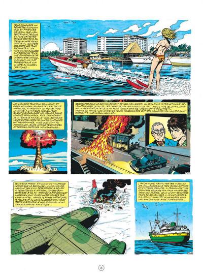 Page 3 buck danny tome 42 - les pilotes de l'enfer