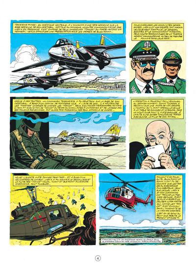Page 4 buck danny tome 42 - les pilotes de l'enfer