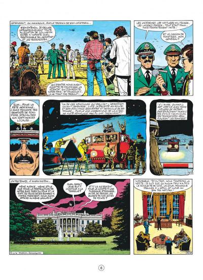 Page 6 buck danny tome 42 - les pilotes de l'enfer