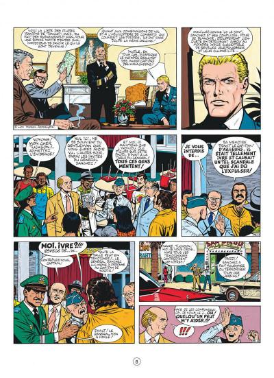 Page 8 buck danny tome 42 - les pilotes de l'enfer
