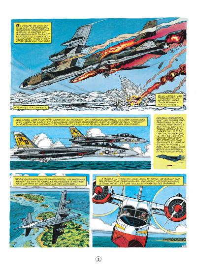 Page 3 buck danny tome 43 - le feu du ciel