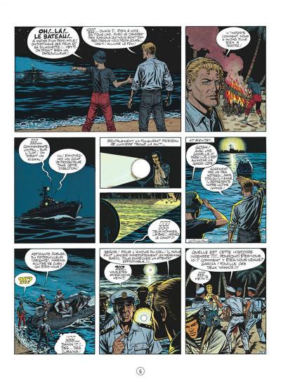 Page 5 buck danny tome 43 - le feu du ciel