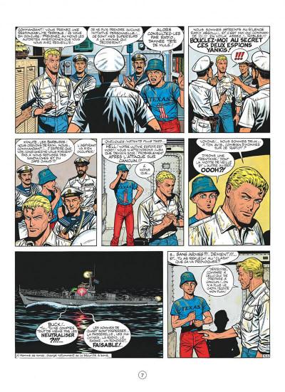 Page 7 buck danny tome 43 - le feu du ciel
