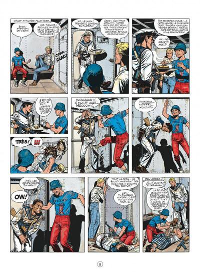 Page 8 buck danny tome 43 - le feu du ciel