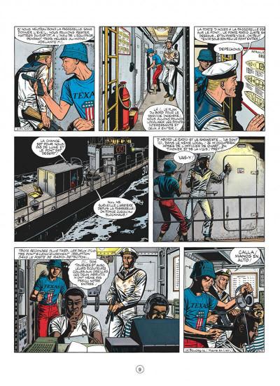 Page 9 buck danny tome 43 - le feu du ciel